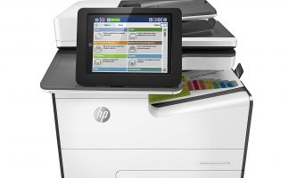 HP Enterprise Color MFP 586