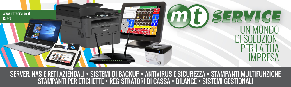 MT SERVICE Nizza Monferrato - computer, server, sistemi di backup
